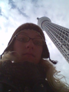 Me and the Skytree!